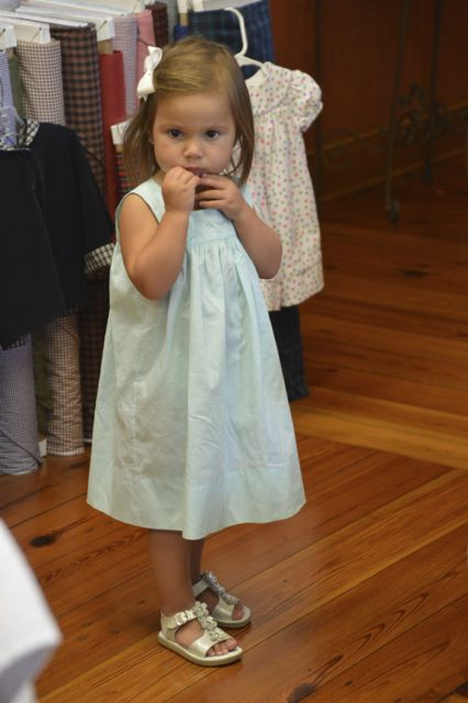 French Acadian Sundress Kit - Playdress, No Lace