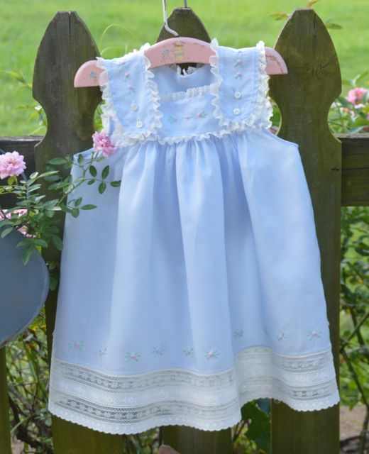 French Acadian Sundress Pattern