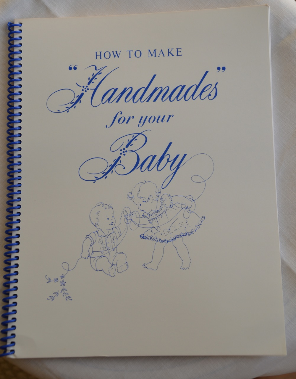How To Make Handmades for your Baby - Design Book